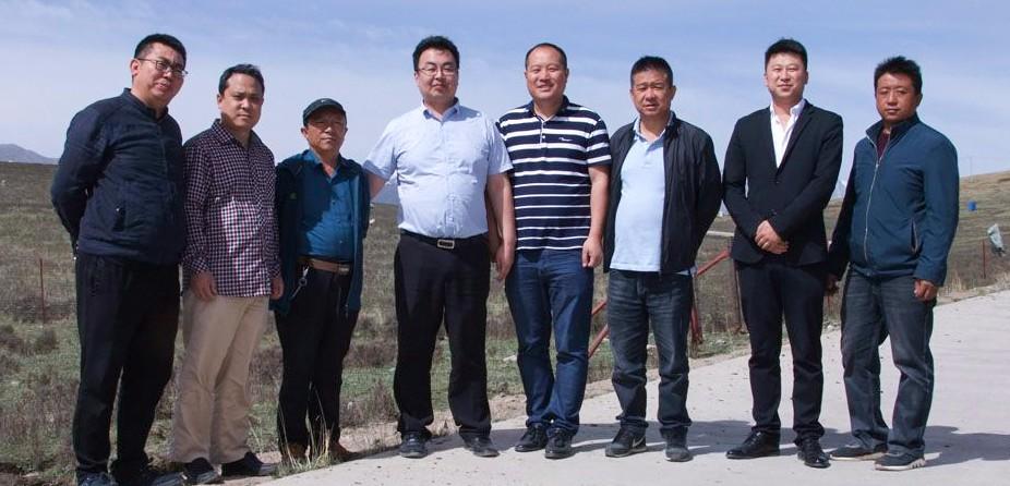 张掖农业考察记录篇 —— 寻求一带一路上的农业机会