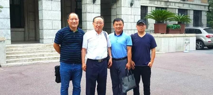 颐科环境总经理韩良福应邀出席韩中企业交流会