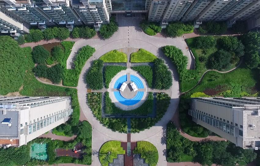 新嘉·赋海世家景观提升绿化工程