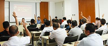 中共昌邑市城市建設綜合開發有限公司支部委員會換屆選舉大會隆重召開