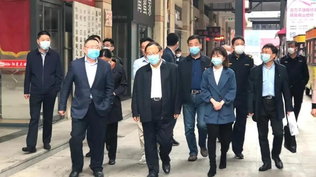潍坊市局莅临新嘉城 | 督导我市省级食品安全先进市创建工作及特种设备安全工作