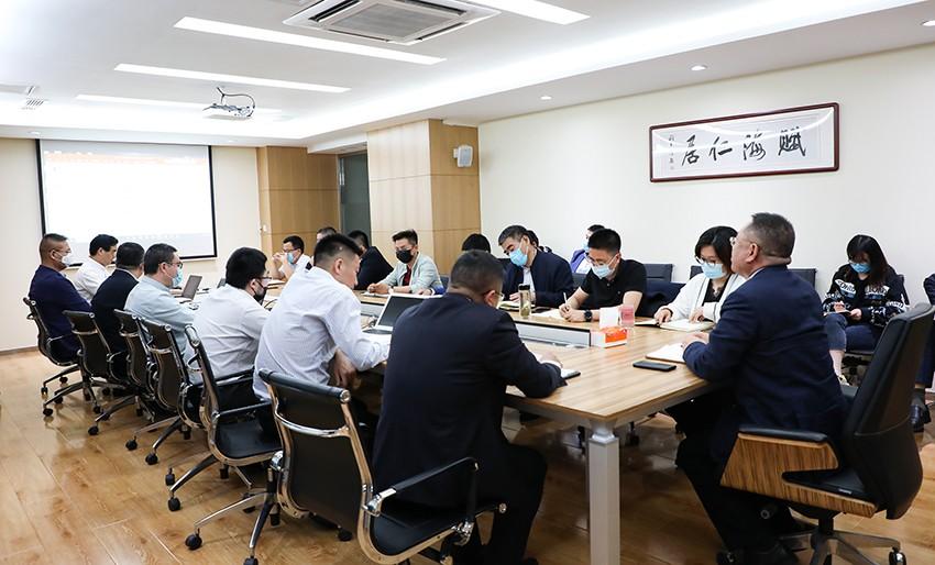 聚焦 | 新嘉集团携手华夏基石,打响企业组织变革战!